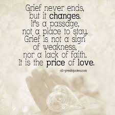 grief passes